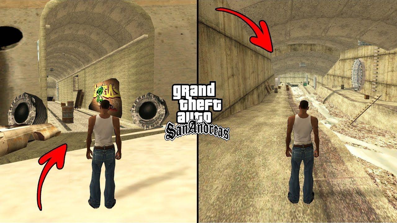 GTA San Andreas üçün bəzi sirlər