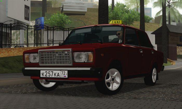 GTA San Andreas oyununda VAZ avtomobilləri