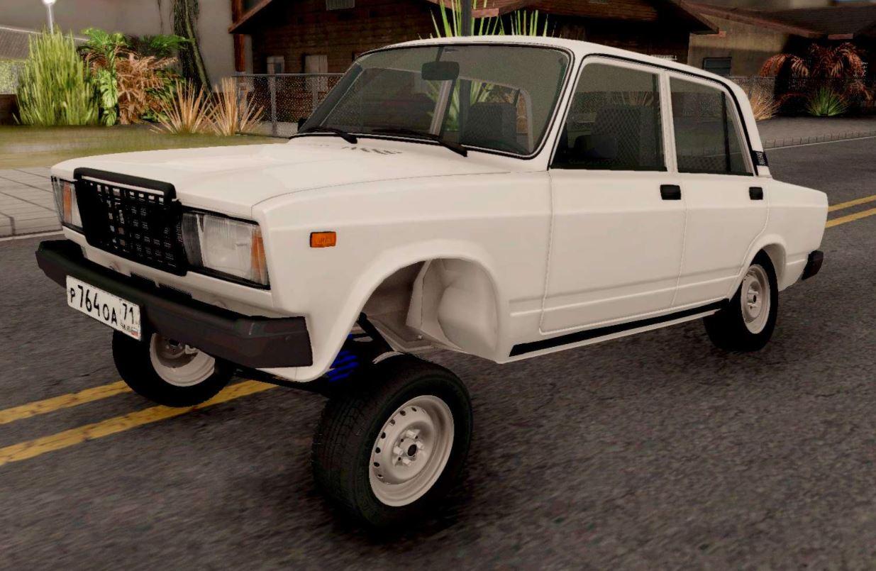 GTA San Andreas üçün VAZ 2107