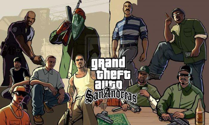 GTA San Andreas oyunun bütün missiyaları