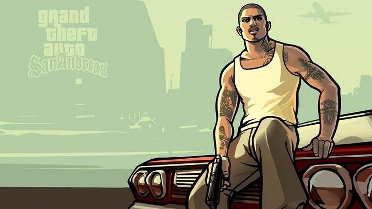 GTA San Andreas tam keçilmiş versiyası