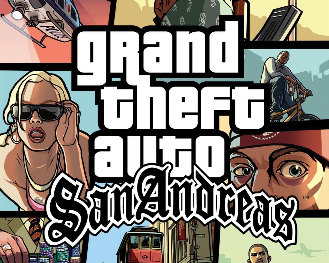 GTA San Andreas oyununun bütün kodları